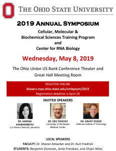 Annual Symposium | The Center for RNA Biology